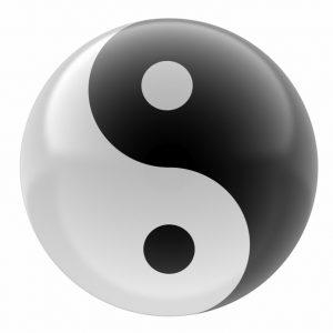 Simbolo del Tao - Yin & Yang